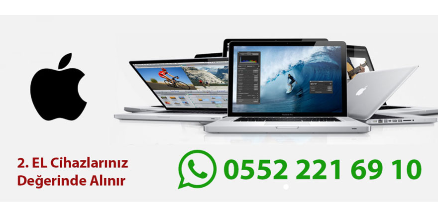 Silivri macbook alan yerler